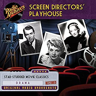 Screen Directors' Playhouse                   De :                                                                                                                                 Richard Alan Simmons,                                                                                        Milton Geiger,                                                                                        Jack Rubin,                   and others                          Lu par :                                                                                                                                 full cast                      Durée : 9 h et 54 min     Pas de notations     Global 0,0