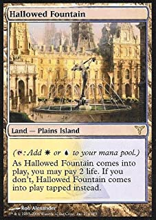 Magic: the Gathering - Hallowed Fountain - Dissension - Foil