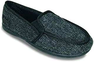 Padders Mens Slipper Wide Fit Slip