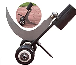 Weed Remover Tool, Manual Weeds Snatcher Stand Up Weed Puller Tool Crack and Crevice Weeding Extractor Tool, with Big Knif...