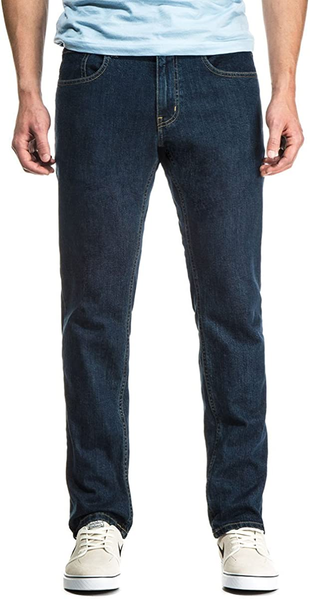 CCS Banks Slim Fit Men's Max 45% OFF Comfort Jeans Stretch Colorado Springs Mall with