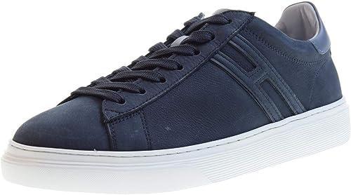 Hogan Chaussures Chaussures Homme paniers HXM3650J960IJX251W H365 All.Basso H Long Channel  choisissez votre préférée
