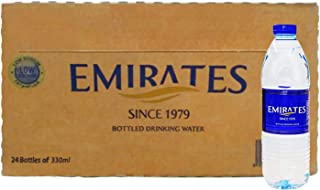 Emirates Bottled Drinking Water 24x330ml