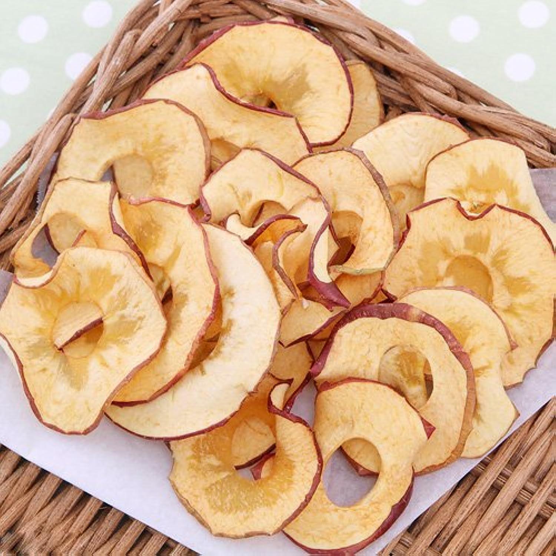 長野県小布施産 赤いりんご 60g ドライフルーツ 国産 無添加 無着色