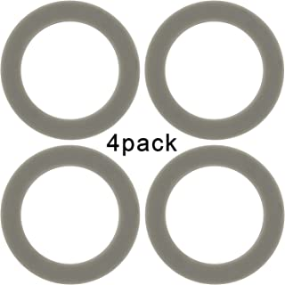 4 Pack O-ring Gasket Seal, 66mm/2.6inch Rubber Sealing Replacement Part for Oster & Osterizer Blenders Models BL1900 BL3900 BL4900 BL5000 BL5900 BL6000