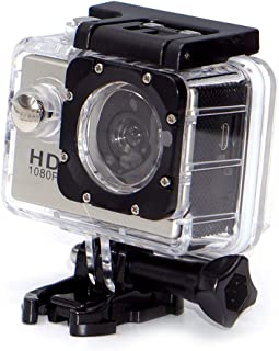 Action Cameras 1080P Resolution, 721 Optical Zoom and 2 Inch Screen Size Camcorder - Full HD 1080p