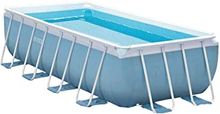 Intex 28316 Prism Frame Pool 4m X 2m X 1m With Filter Pump And Safety Ladder