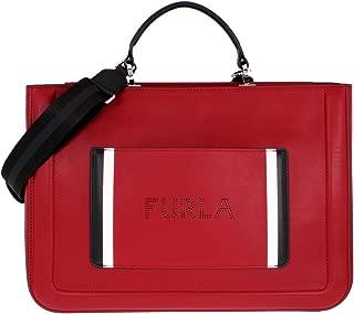 Furla Fall/Winter Ladies Large Red Leather Fashion Bag 978546