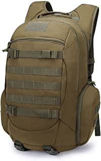 Mardingtop 25L/28L/35L Tactical Backpacks Molle Hiking daypacks for Camping Hiking Military Traveling Motorcycle