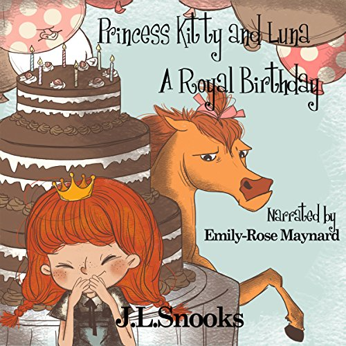 A Royal Birthday (Princess Kitty and Luna Book 1) cover art