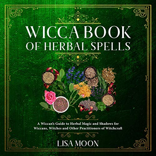 Wicca Book of Herbal Spells  By  cover art