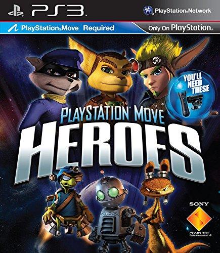 PlayStation Move Heroes (jeu PS Move)