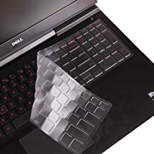 Ultra Thin Keyboard Cover for Dell G3 G5 G7 15.6