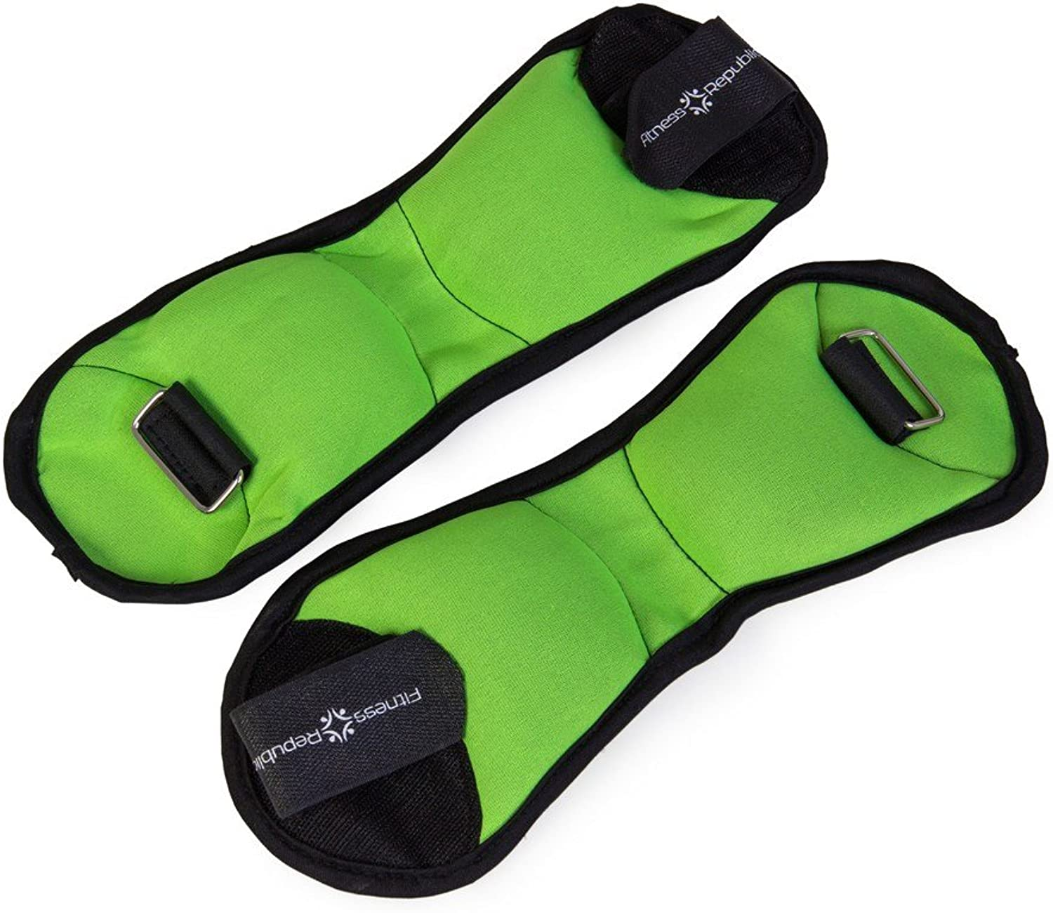Fitness Republic Wrist Weight Pair 2 lbs