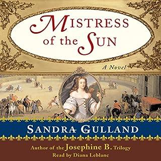 Mistress of the Sun audiobook cover art