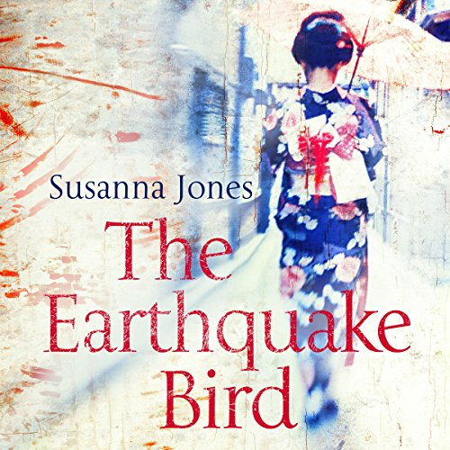 The Earthquake Bird audiobook cover art