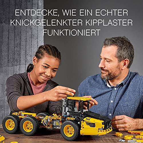 LEGO 42114 Technic Knickgelenkter Volvo-Dumper (6×6), Modellbauset - 3