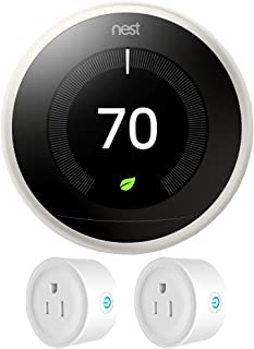 nest thermostat lowest temperature setting