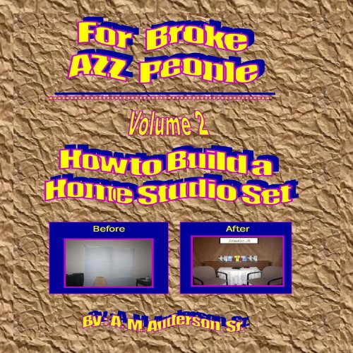 For Broke AZZ People audiobook cover art