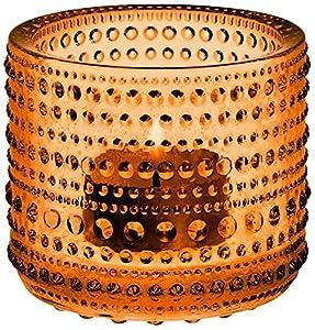 Iittala Kastehelmi – Stimmungsbeleuchtung – 64 mm – Sevilla-orange