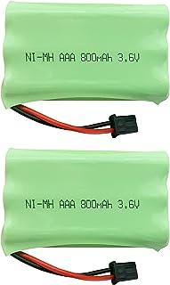 ユニデン Uniden BT-598 同等品 エルパ THB-223 コードレス子機用 互換充電池 3.6V 0.8Ah ニッケル水素電池 コードレス電話 FAX用交換充電池 ハンドスキャナー用交換充電池 コードレスホン子機用充電池 2個セット...