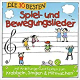 Spiel- und Bewegungslieder CD