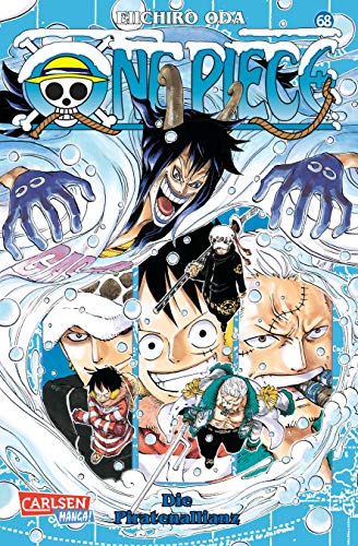 One Piece 68: Piraten, Abenteuer und der größte Schatz der Welt!