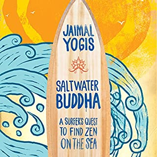Saltwater Buddha audiobook cover art