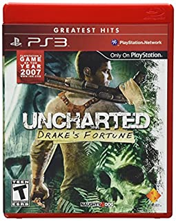 Uncharted: Drake's Fortune - Playstation 3 by Artist Not Provided (B000UW21A0) | Amazon price tracker / tracking, Amazon price history charts, Amazon price watches, Amazon price drop alerts