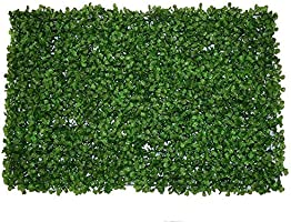 Artificial Plants Eucalyptus Leaves Wall Grass For Home Indoor/Outdoor Villa Garden Decoration, Artificial Grass - Wall...