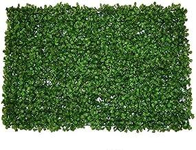 عشب جدار اصطناعي للمنزل في الهواء الطلق فيلا تزيين الحديقة، العشب الاصطناعي - ديكور الحائط