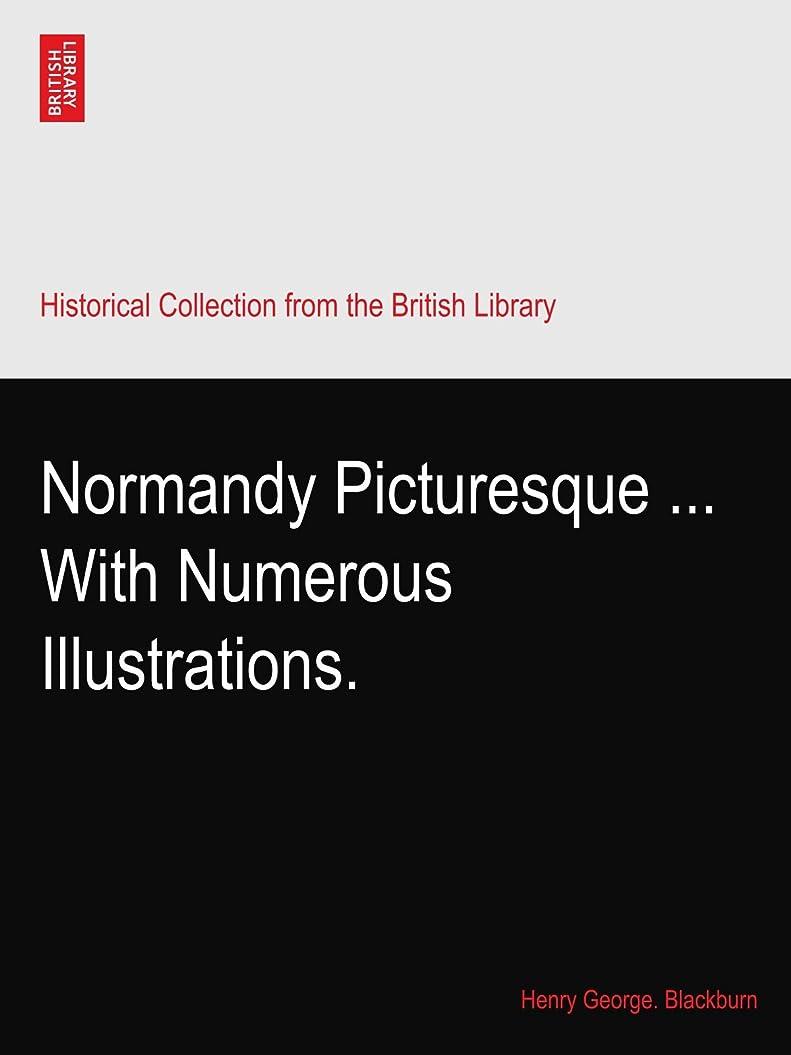 予言する包囲ミキサーNormandy Picturesque With Numerous Illustrations.
