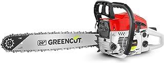 comprar comparacion Greencut GS620X - Motosierra de gasolina, 62cc - 3,8cv, espada de 20