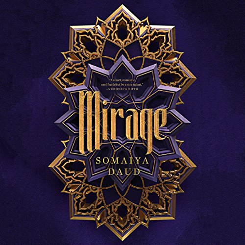 Mirage audiobook cover art