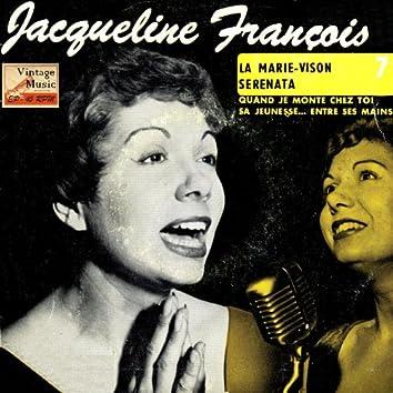 "Vintage French Song Nº 40 - EPs Collectors ""La Marie-Vison"""