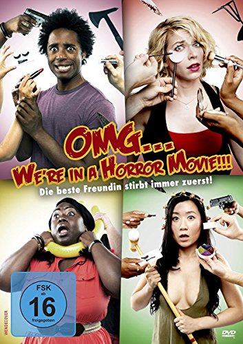 OMG ... We're in a Horror Movie!!!