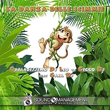 La danza delle scimmie (feat. Gaia DJ)