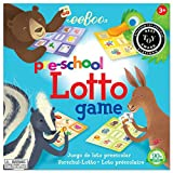 eeBoo Preschool Bingo Lotto Game