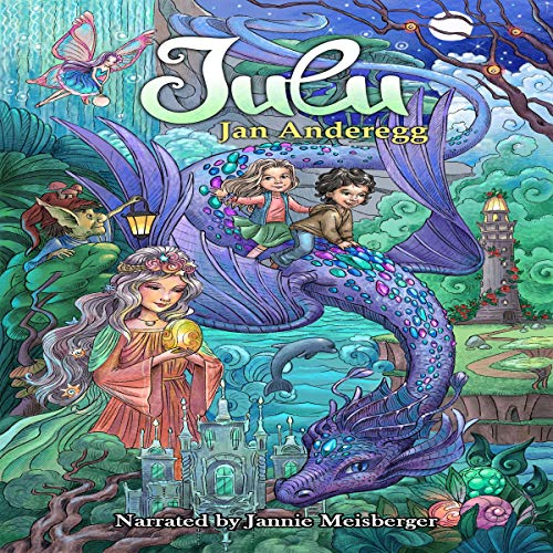 Julu audiobook cover art