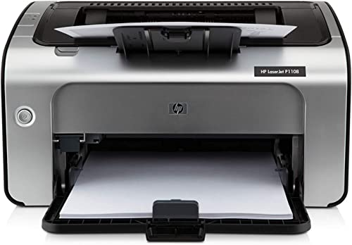 HP Laserjet P1108 Single Function Monochrome Laser Printer product image