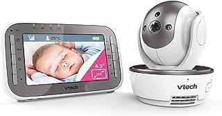 VTech BM4500 Safe & Sound Tilt & Pan Video & Audio Baby Monitor