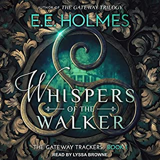 Whispers of the Walker audiobook cover art