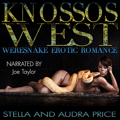 Knossos West: Weresnake Erotic Romance audiobook cover art