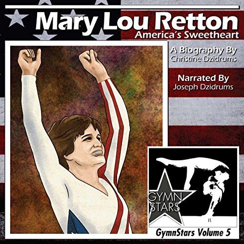 Mary Lou Retton audiobook cover art