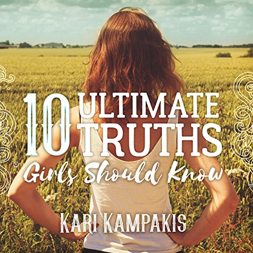 10 Ultimate Truths Girls Should Know audiobook cover art