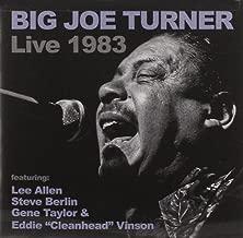 Big Joe Turner Live 1983