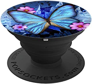 butterfly pop socket