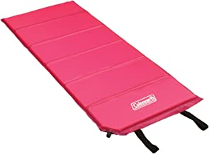 Coleman Company Youth Self-Inflating Camp Pad,Pink
