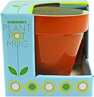 7e74827c4e7 Gift Republic Plant Pot Mug, Multicolor
