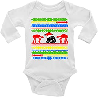 Best toddler ugly christmas sweater star wars Reviews